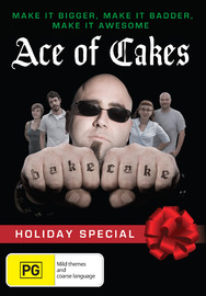 Ace Of Cakes - Holiday Special on DVD