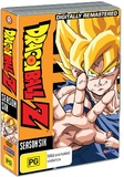 Dragon Ball Z - Season 6 DVD