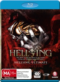 Hellsing - Ultimate Collection 1 on Blu-ray