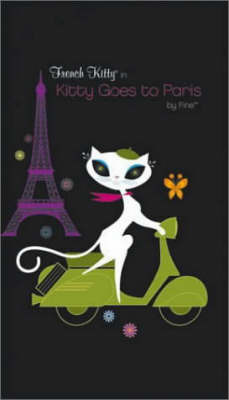 French Kitty in Kitty Goes to Paris by Mighty Fine
