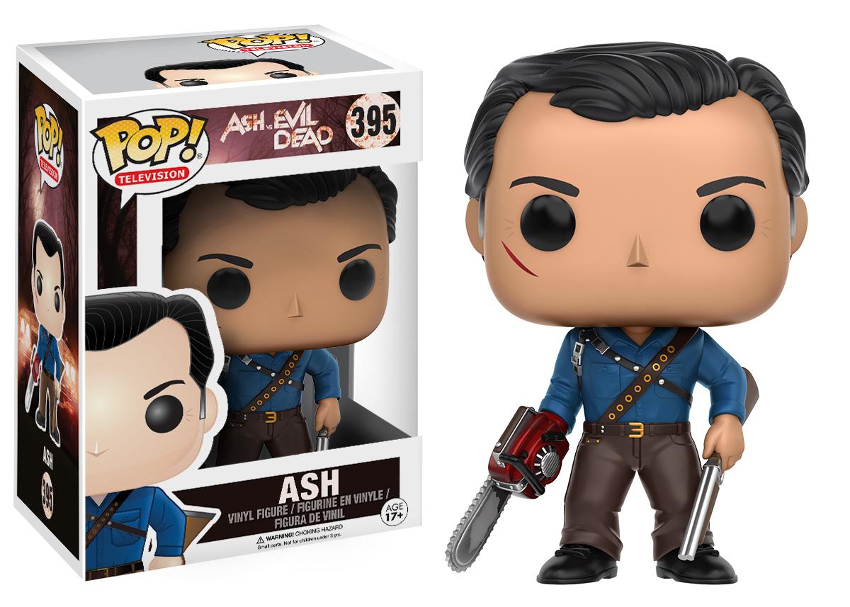 Ash vs Evil - Ash Pop! Vinyl Figure image