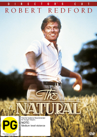 The Natural [Special Edition] on DVD