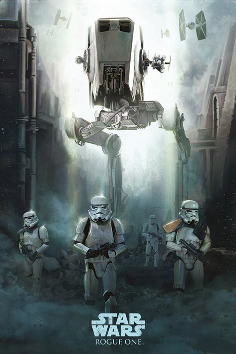 Star Wars Rogue One - Stormtrooper Patrol Maxi Poster (594) image