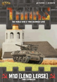 TANKS: Soviet - Lend Lease M10 Tank Expansion