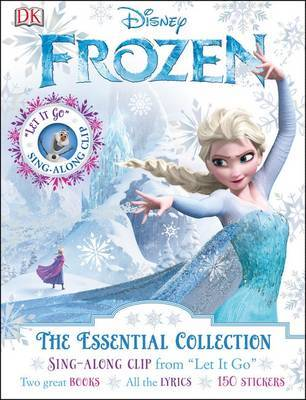 Disney Frozen: The Essential Collection by DK image