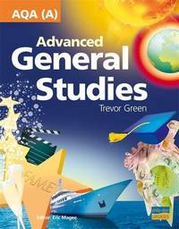 AQA (A) Advanced General Studies by Trevor Green image