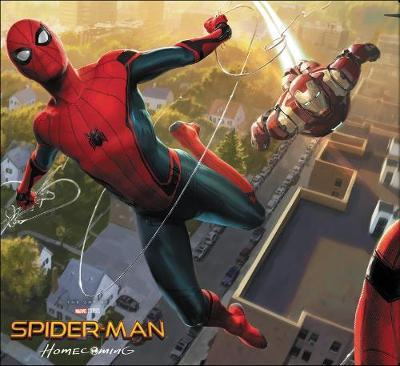 Spider-man: Homecoming - The Art Of The Movie by Marvel Comics