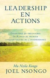 Leadership En Actions by Joel Nsongo