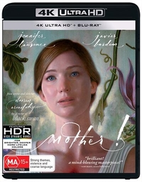 Mother! on UHD Blu-ray