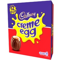 Cadbury Creme Egg (12pk)