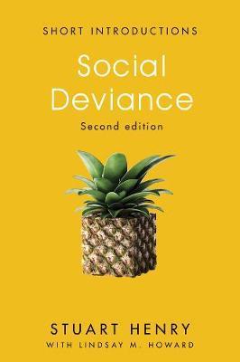 Social Deviance by Stuart Henry image