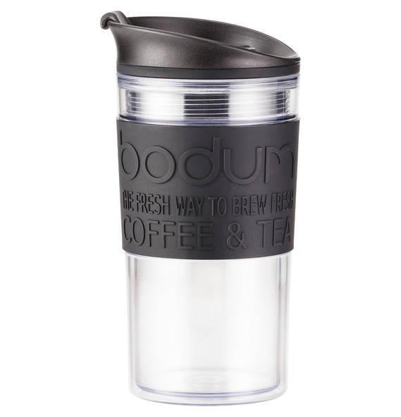 Bodum: Double Wall Travel Mug (350ml) - Plastic Body