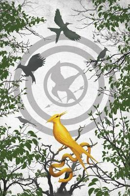 The Ballad of Songbirds and Snakes Journal by Suzanne Collins