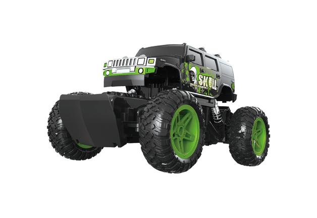 Rusco R/C 1:12 Large SUV Rock Crawler - Green
