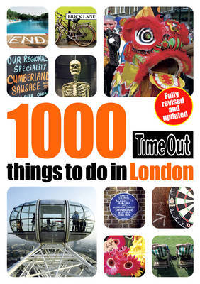1000 Things to Do in London by Time Out Guides Ltd image