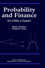 Probability and Finance by Glenn Shafer