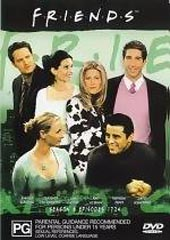 Friends Series 6 Vol 3 on DVD