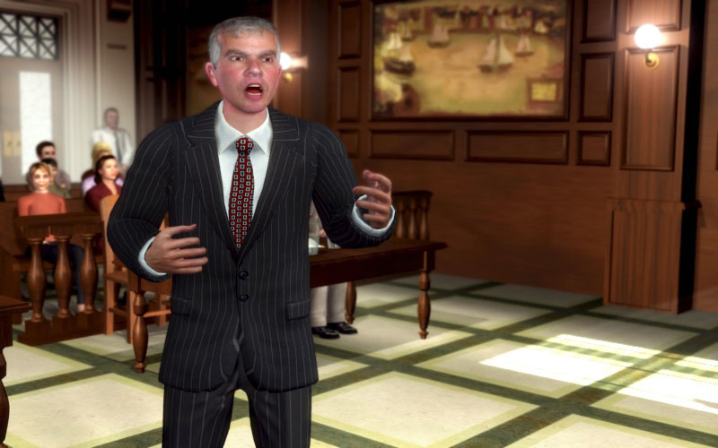 Law & Order: Justice is Served for PC Games image