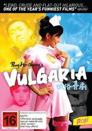 Vulgaria on DVD