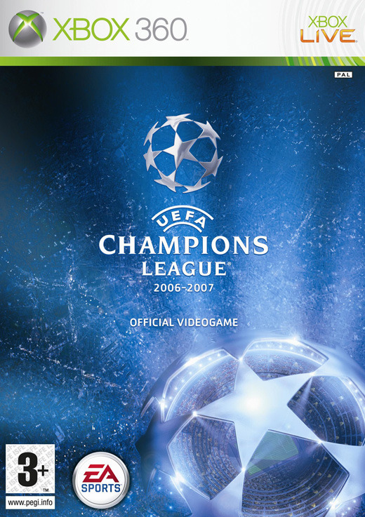 UEFA Champions League 07 for Xbox 360