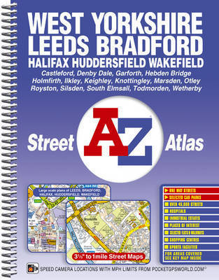 West Yorkshire: Leeds, Bradford, Halifax, Huddersfield, Wakefield
