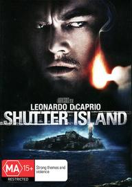 Shutter Island on DVD