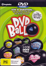 DVD Ball (Interactive Game) on DVD