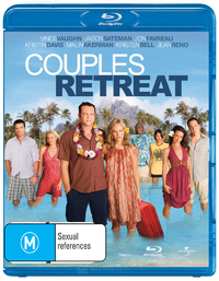 Couples Retreat on Blu-ray image