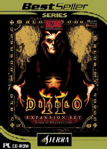 Diablo II: Lord Of Destruction Expansion for PC Games