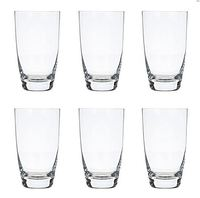 Krosno Vinoteca Highball Glasses - 500ml (Set of 6)