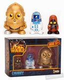 Star Wars: Chubby Series 1 - C3PO, R2D2, Jawa