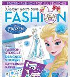 Disney Frozen: Style Star Portfolio