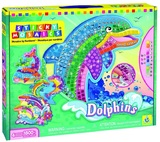 The Orb Factory: Sticky Mosaics - Dolphins