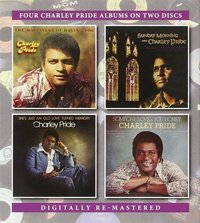 The Happiness Of Having You/Sunday Morning/She's Just An Old by Charley Pride image