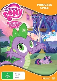My Little Pony: Friendship is Magic: Princess Spike on  image