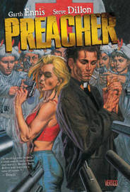 Preacher Book Two by Garth Ennis