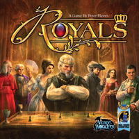 Royals - Board Game