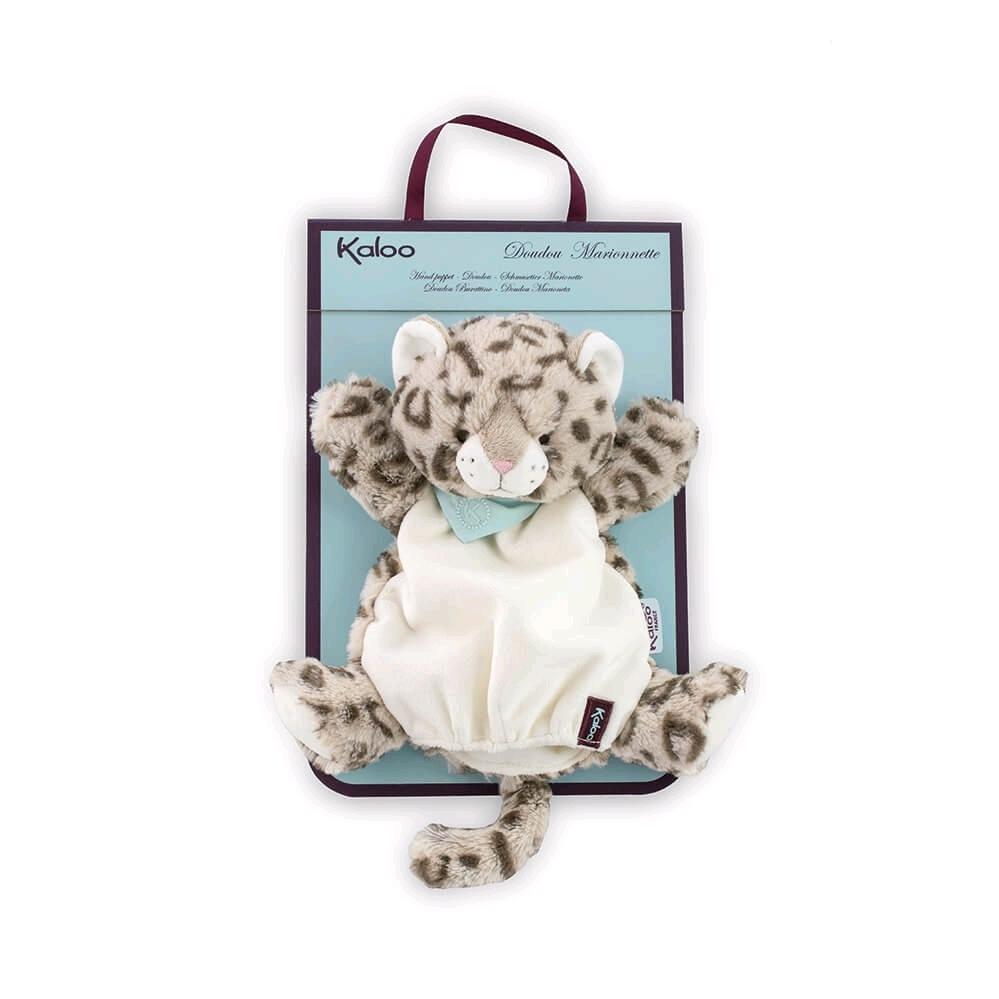 Kaloo: Leopard Comforter/Puppet image