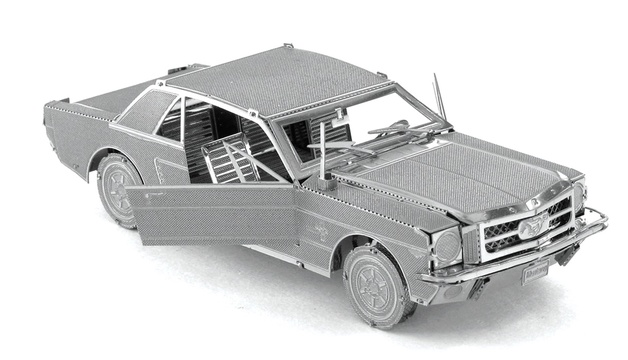 Metal Earth: 1965 Ford Mustang Coupe - Model Kit
