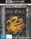 The Mummy - Tomb Of The Dragon Emperor (4K UHD + Blu-ray) DVD