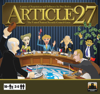Article 27 - Board Game