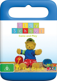 Play School - At The Beach on DVD image