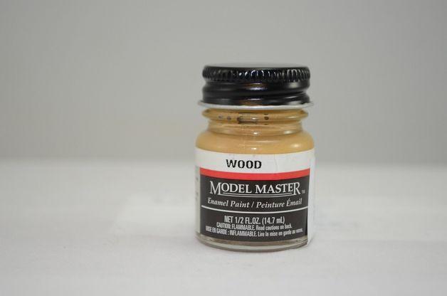 Testors: Enamel Paint - Wood (Flat)