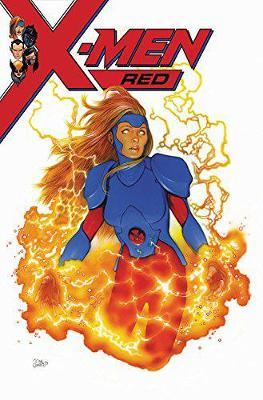 X-men Red Vol. 1: The Hate Machine by Marvel Comics