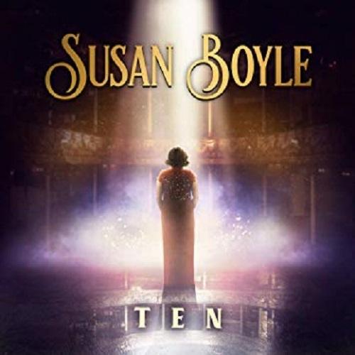 Ten by Susan Boyle image