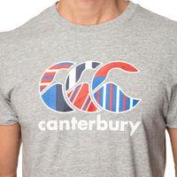 Canterbury: Mens CCC Uglies Tee - Classic Marl (X-Large)