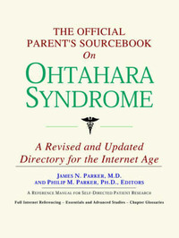 The Official Parent's Sourcebook on Ohtahara Syndrome: A Revised and Updated Directory for the Internet Age by ICON Health Publications image