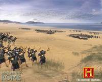 History Channel: Great Battles of Rome for PlayStation 2 image