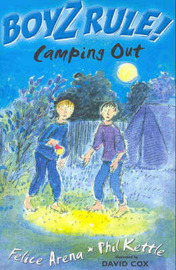 Boyz Rule 06: Camping Out by Felice Arena image