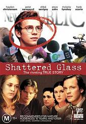 Shattered Glass on DVD